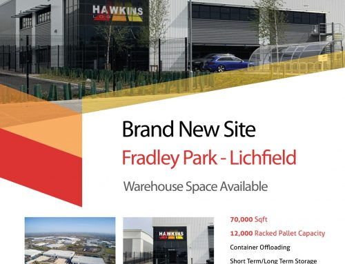 Fradley Park – New Warehouse & Distribution Facility