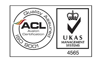 ACL UKAS Logo